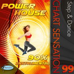 Power House 90% Instrumental Step & Dance 99