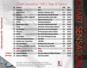 NEU! DOWNLOAD!  Step & Dance 100 Let's Party