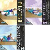 Triple Workout Pilates+ Fit & Healthy + CS Low 84 used by Christ