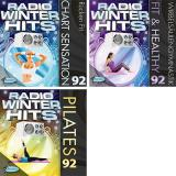 Triple Workout - Pilates+Fit & Healthy+Low 92 Radio Winter Hits