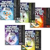 Alle 5 CDs Ausgabe 92 Radio Winter Hits