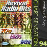 DOWNLOAD!  Workout & Step 94 REVIVAL RADIO HITS