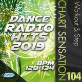 NEU! WORKOUT & STEP 104 DANCE HITS BEST OF 128 -134 BPM