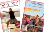 YOGA move DVD Vol. 1 + 2