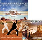 Indian Balance (Magic Wakanda) + Indian Balance DVD (World Inspi