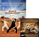 Indian Balance CD + Indian Balance DVD (World Inspiration)