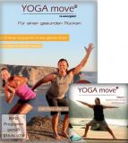 YOGA move CD Vol. 1 + DVD Vol. 2
